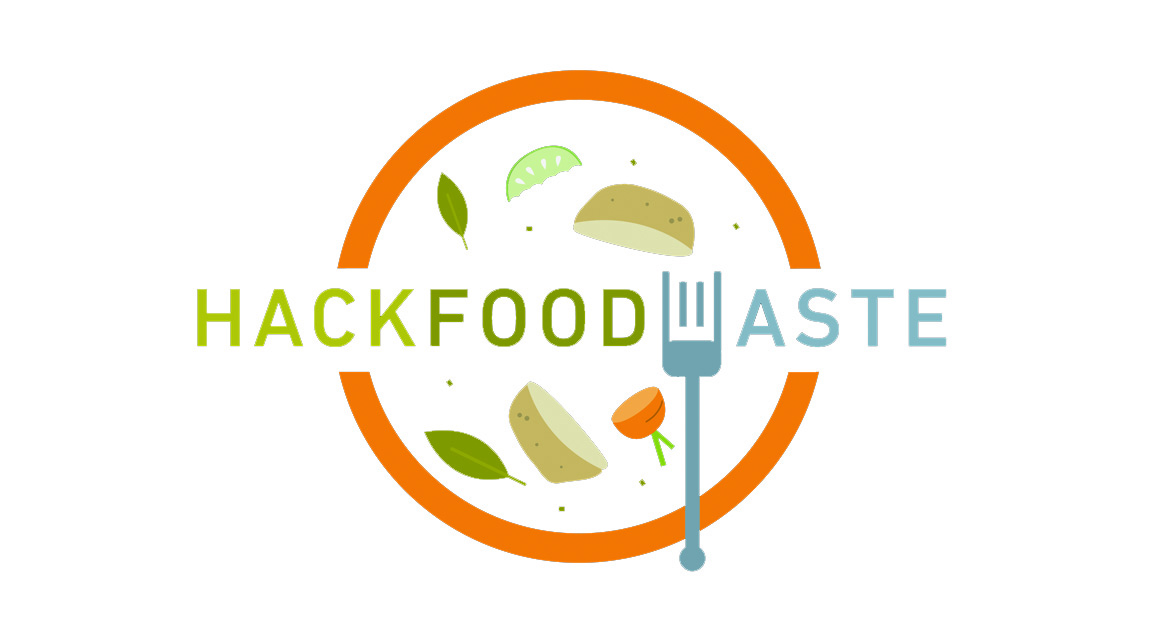 hack food waste logo