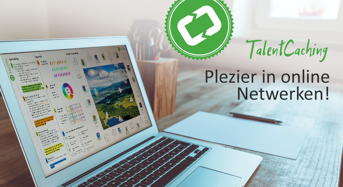 Talent Caching Online Plezier in Netwerken